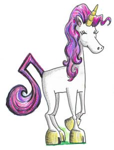 childrens unicorn books series