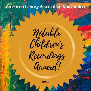 kids audible book awards