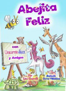 spanish unicorn books for children dual language
