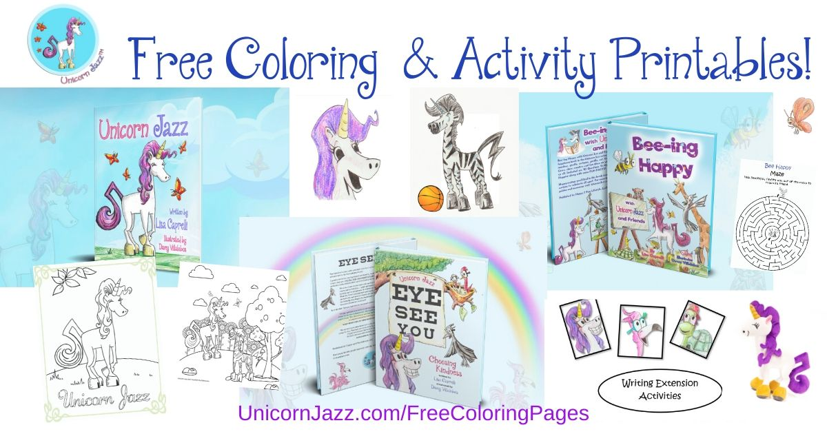 best children unicorn book series unicorn jazz
