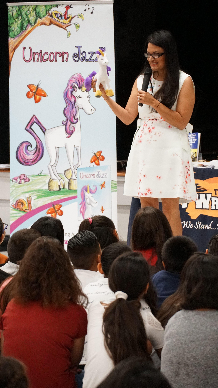 children's book author lisa caprelli
