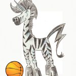 Zebracorn Unicorn Jazz copyright 2019