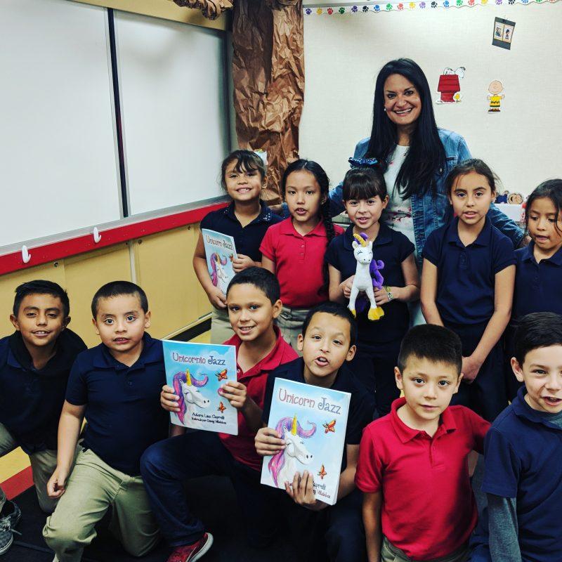 school author visits