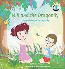 Mili and the Dragonfly, social emotional learning childrens book