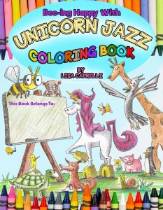 unicorn coloring book for kids birthday unicorn party
