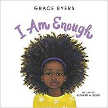 i am enough, social emotional learning childrens book