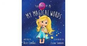 my magical words book, social emotional learning childrens book