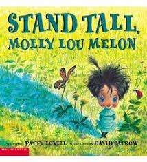 stand tall, social emotional learning childrens book
