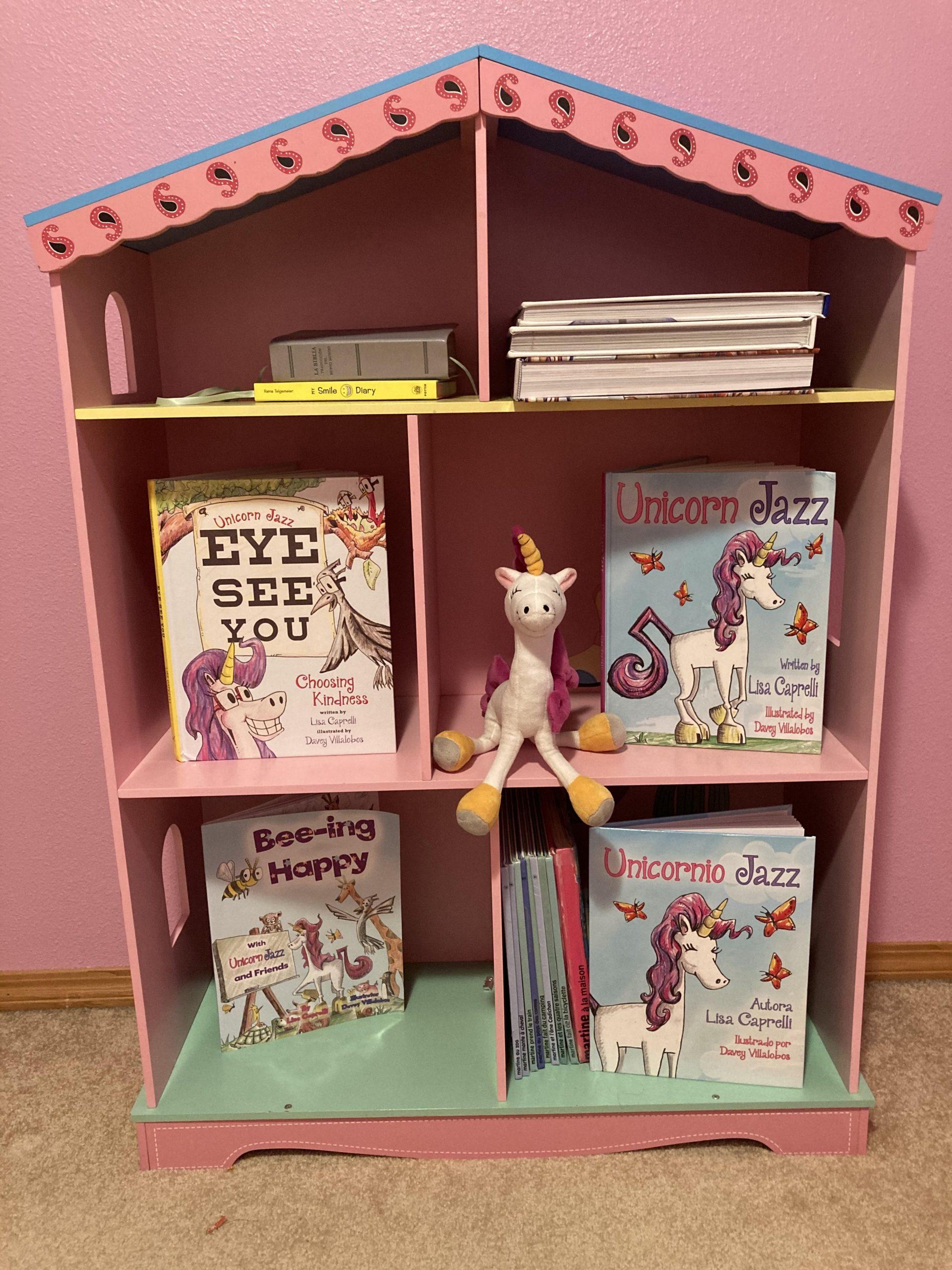 unicorn book series