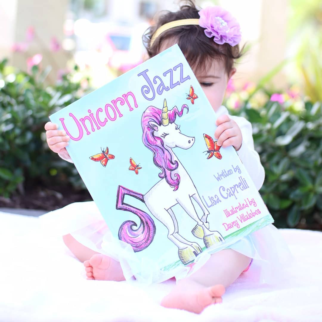 unicorn jazz christian childrens book series