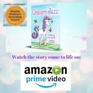 kids unicorn book series unicorn jazz