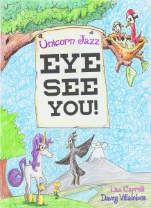 unicorn picture book