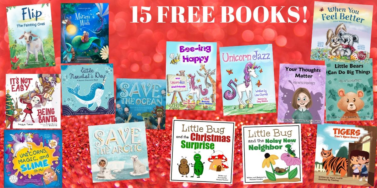 free childrens books on kindle