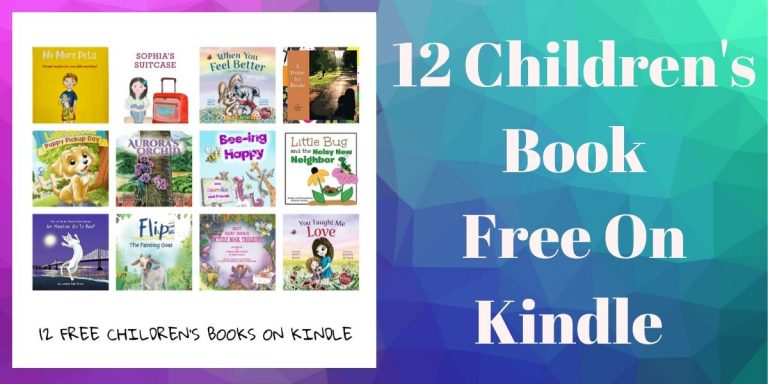 Free Children's Books on Kindle