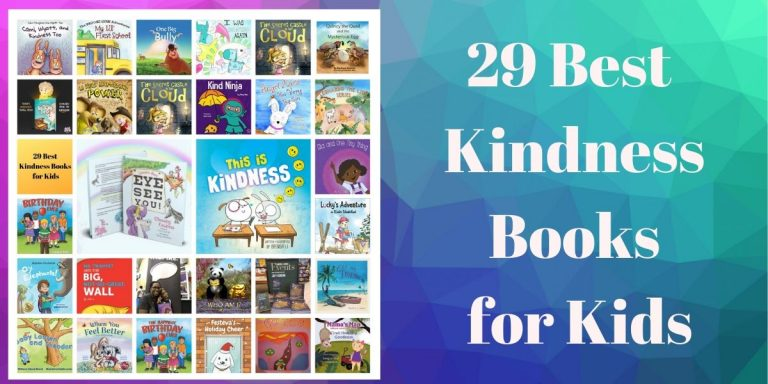 29 kindness books for kids