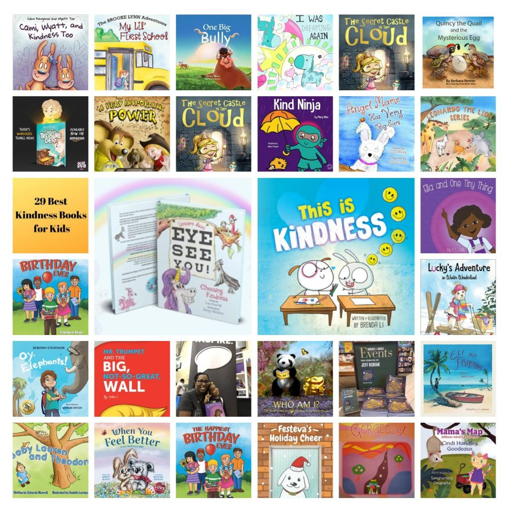 29 kindness books for kids