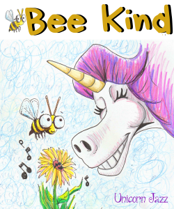 choosing kindness in the classroom bringing teacher flowers unicorn jazz