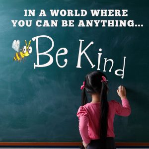 choosing kindness in the classroom children's book