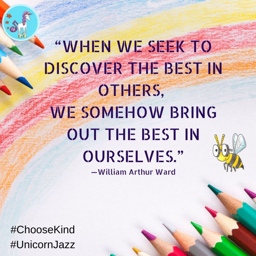 choosing kindness in the classroom