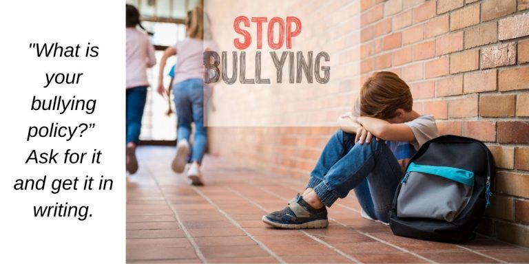 anti bullying lessons for kids