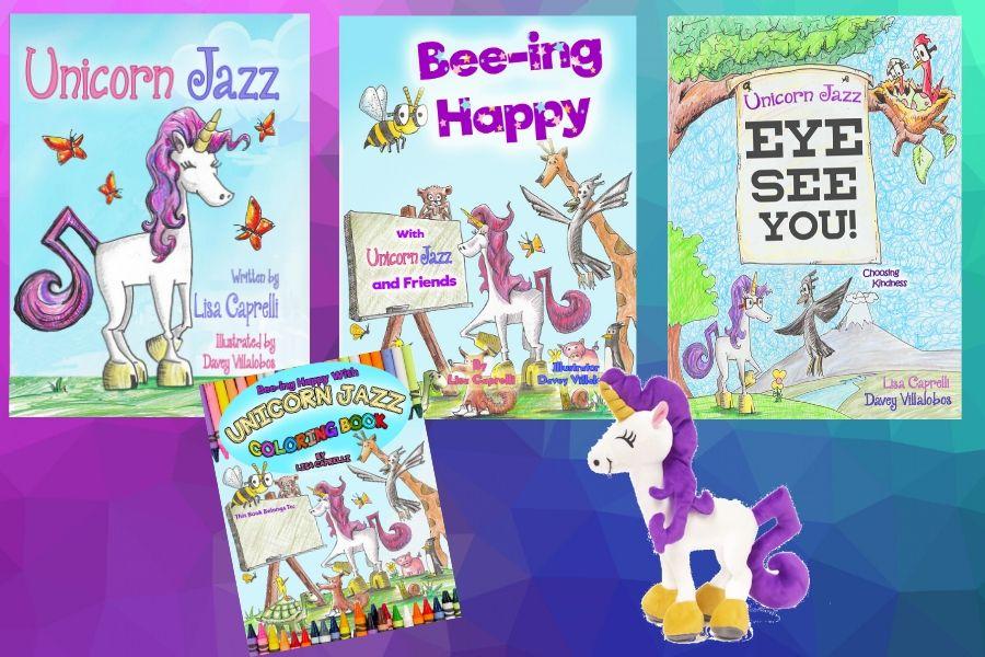 childrens book author visit