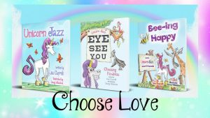 choose love author kvia