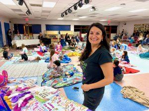 childrens author lisa caprelli