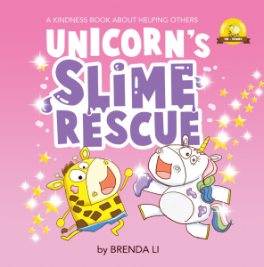 Best Unicorn Books Kids List - Unicorn's Slime (front cover)