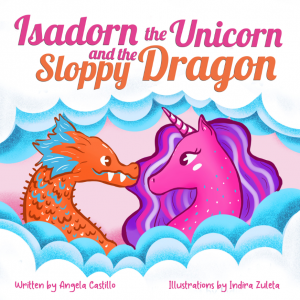 Best Kids Unicorn Books List - Isadorn the Unicorn (front cover)