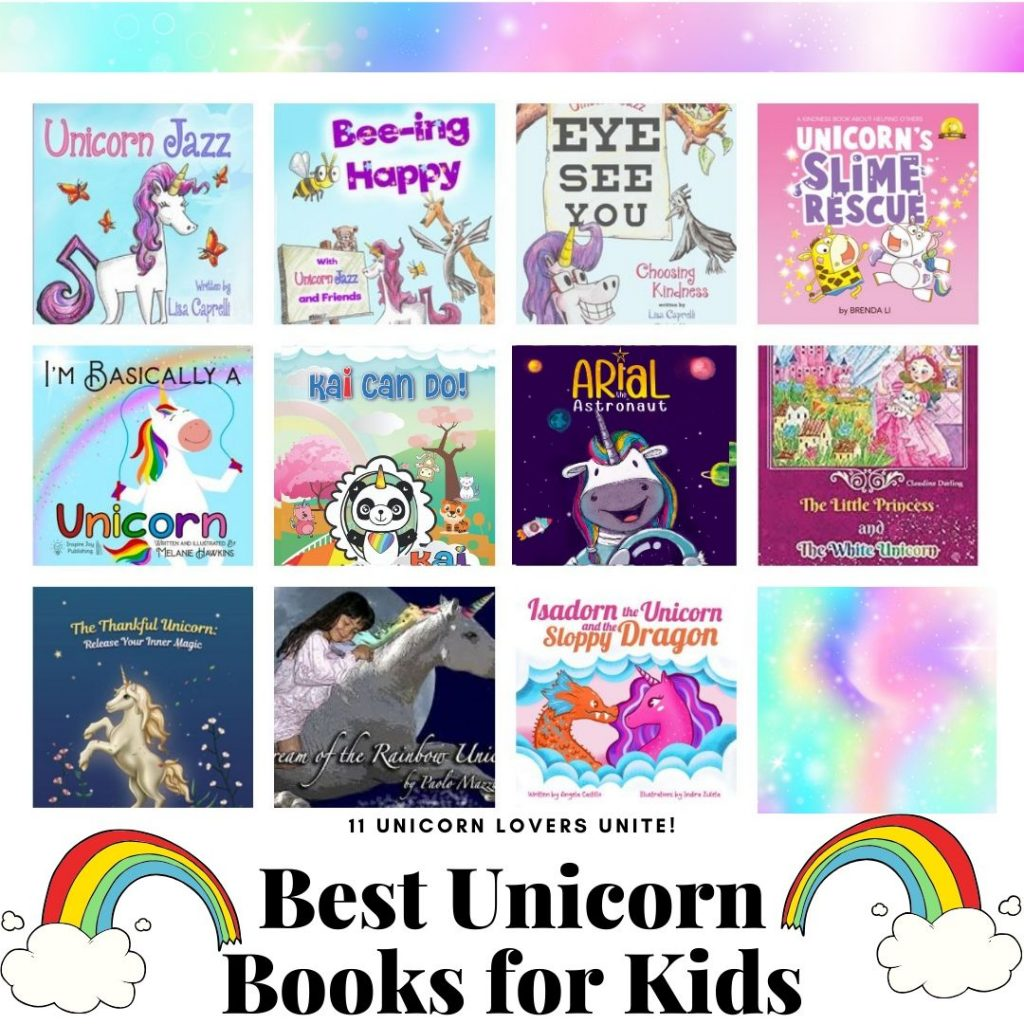 11 Best Unicorn Books for Kids