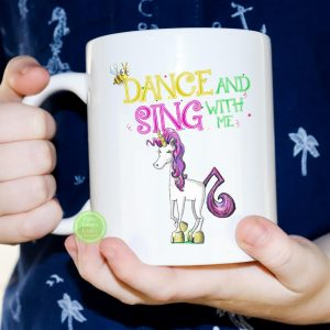 Unicorn Jazz The Thing I Do Show Mug