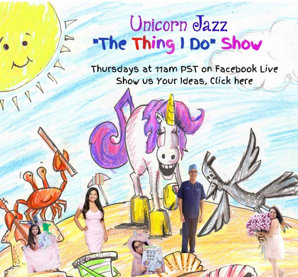 unicorn jazz the thing i do show