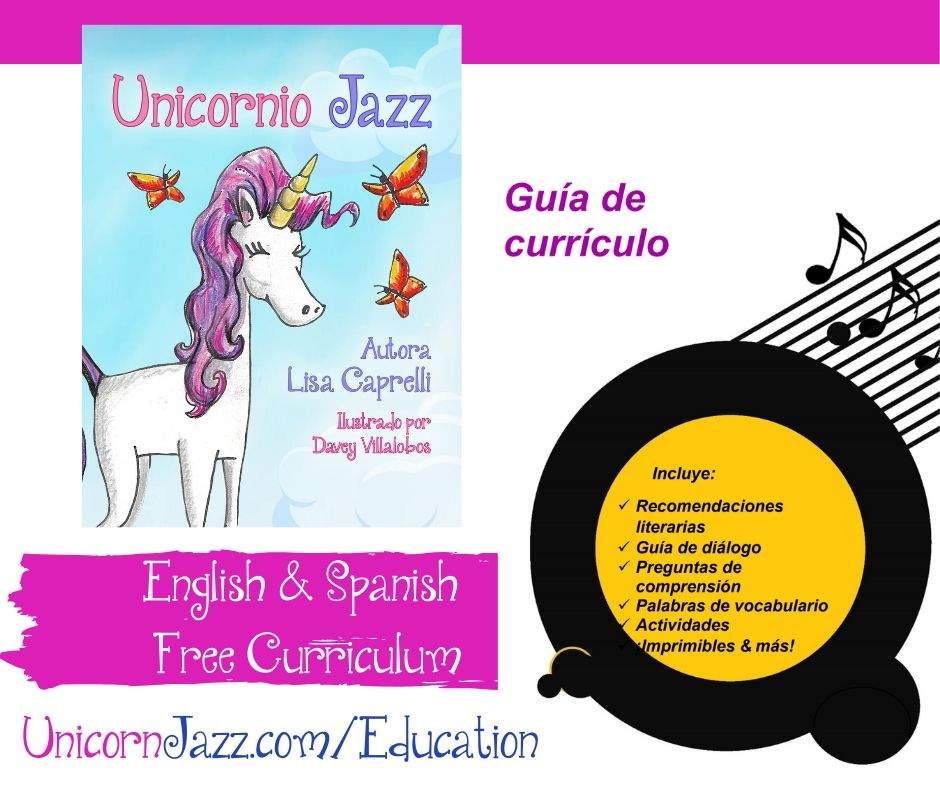 Spanish Children's Book Free Curriculum