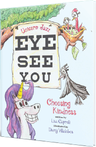 Eye See You Book Cover
