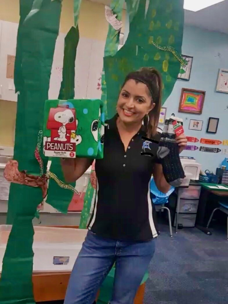 Dual Immersion First Grade Teacher Pam Quevedo