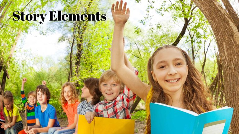 teaching story elements for kids