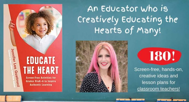 An Educator Who is Creatively educating