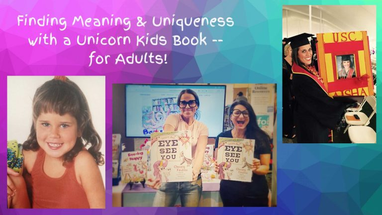 Unicorn Kids Book for Adults