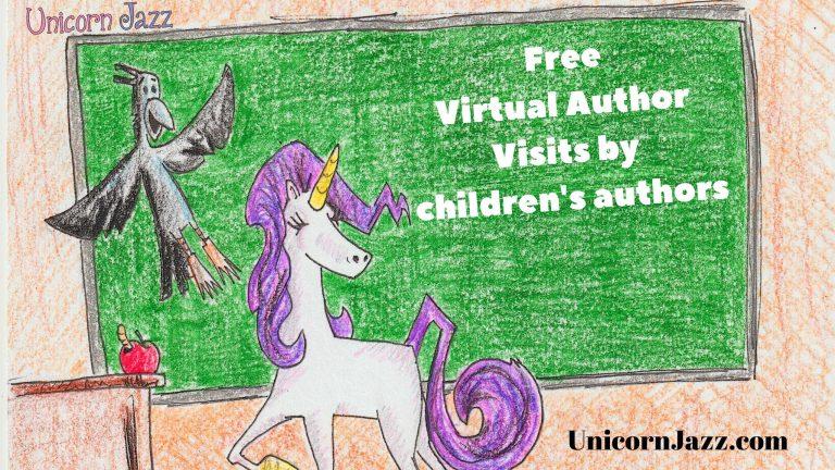 free virtual author visits by childrens author lisa caprelli