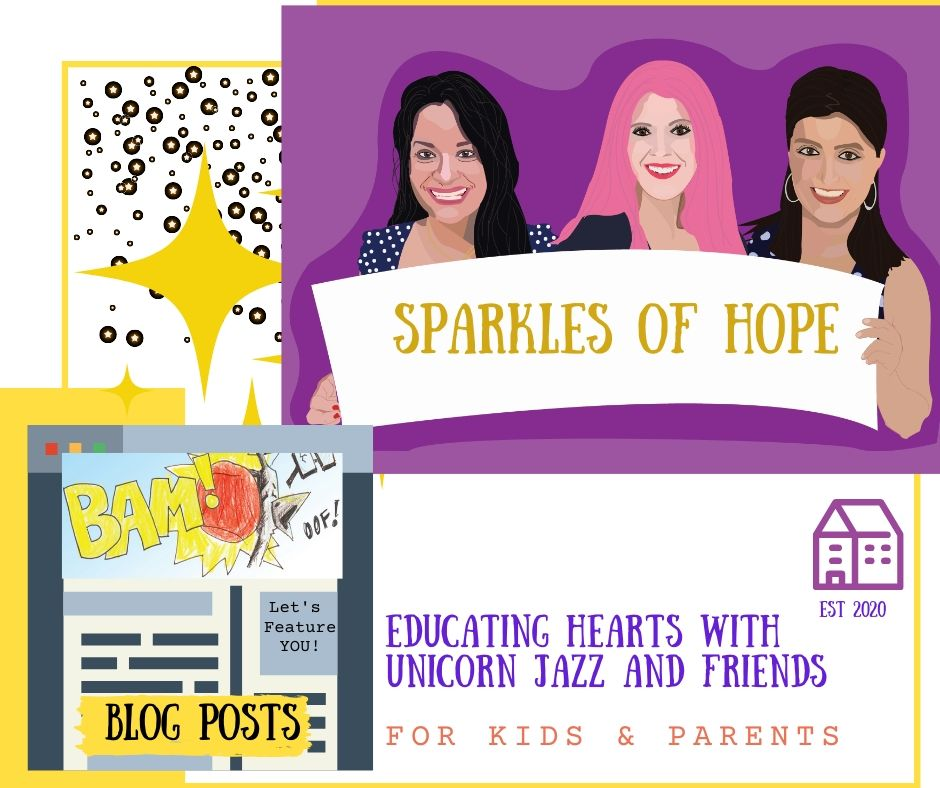 sparkles of best facebook group for parents and teachers