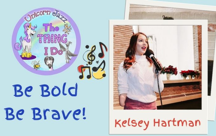 Be bold be brave kelsey hartman sings you are my sunshine