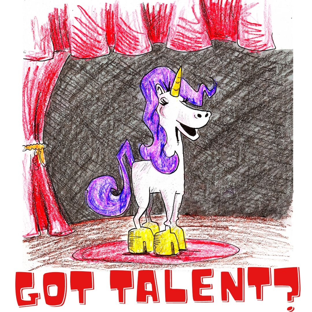 unicorn jazz the thing i do kids show seeking talent Kids Music Video