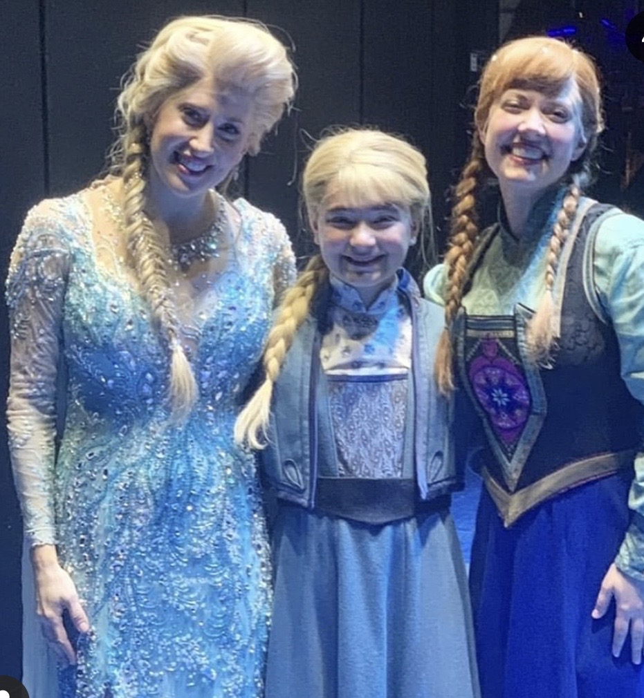 Frozen Inspires Audiences