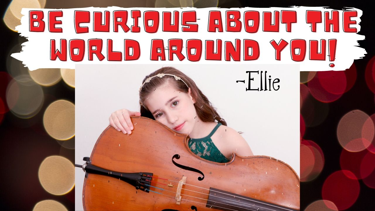 10 year old cellist