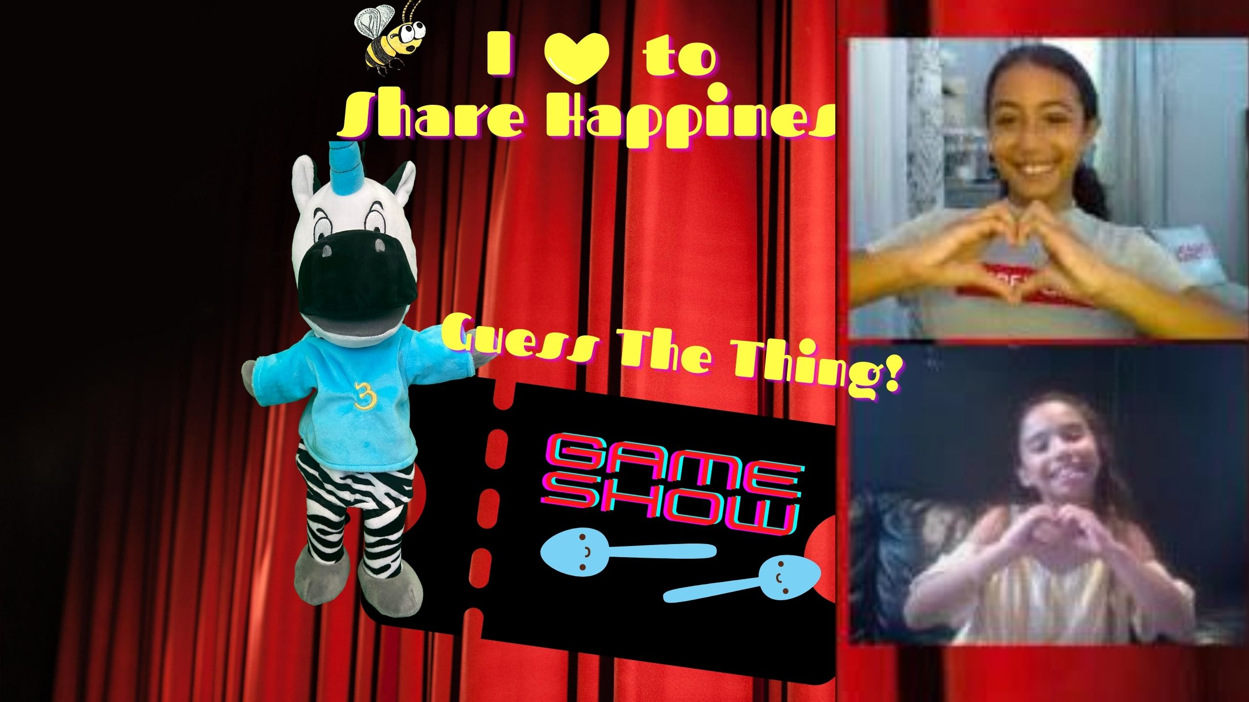 guess the thing i do game show for kids