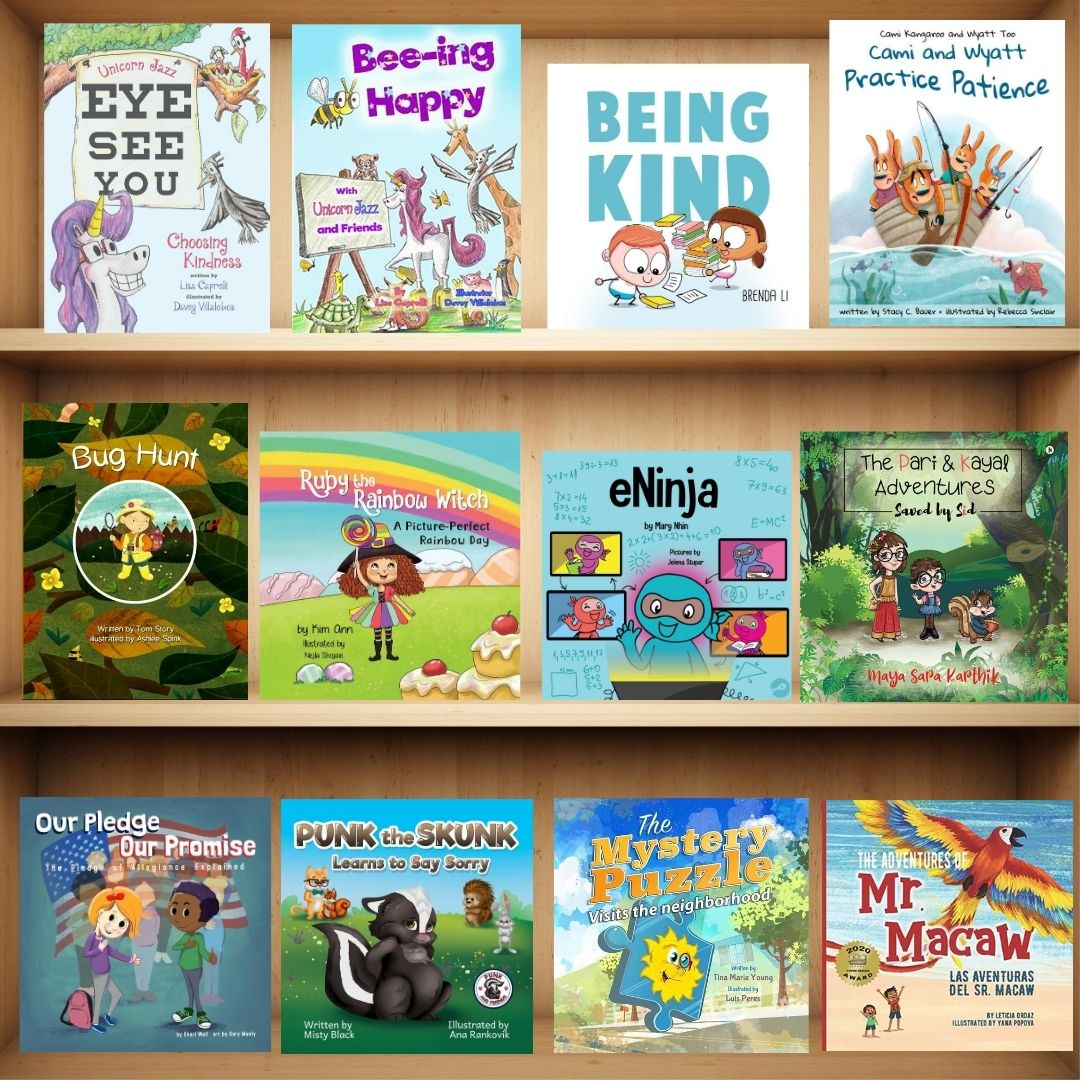 12 free happiness and kindness books