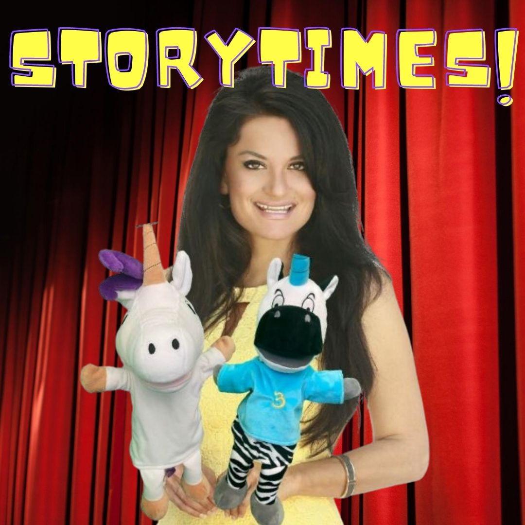 storytimes by childrens author lisa caprelli free virtual author visit