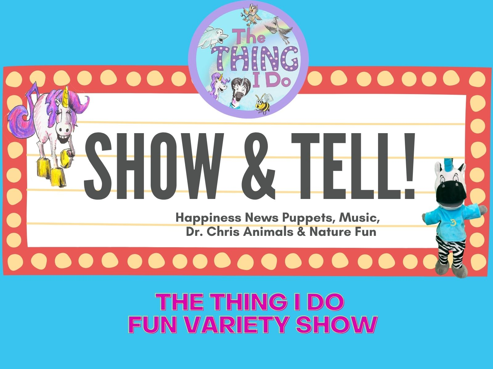 the thing i do game show