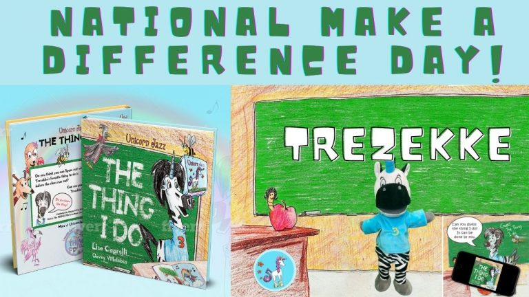 National Make A Difference Day 2020
