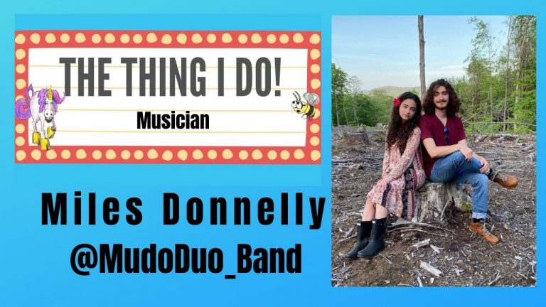 Songwriting is Telling Stories MILES DONNELLY MUSICIAN